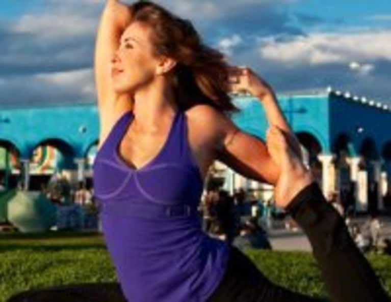 Ally Hamilton on Strength with Ease, Balance, and Backbends