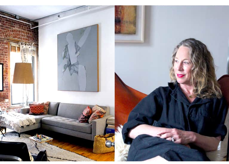 A Green Beauty Pioneer Lets Us Into Her Stunning Home-Turned-Office In NYC