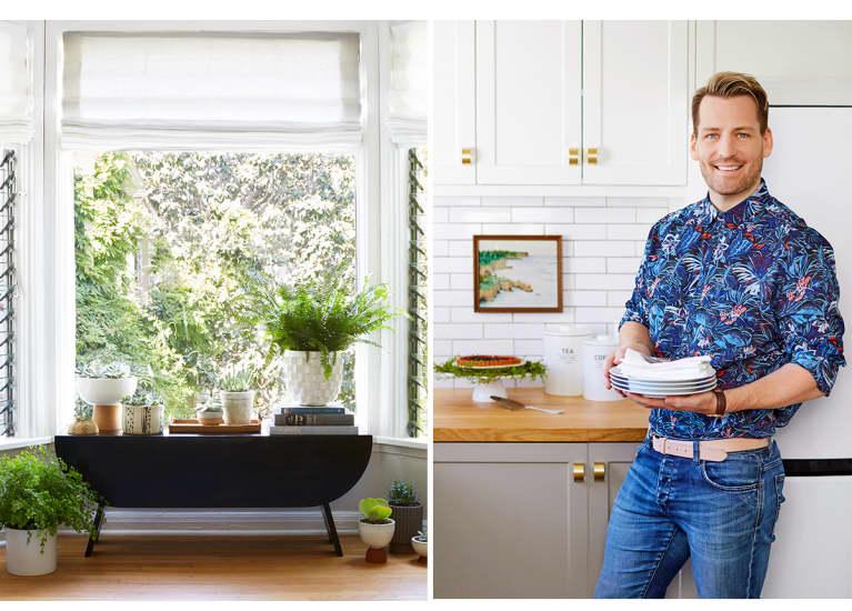 How A Celeb Interior Designer Curates His Home For Maximum Joy