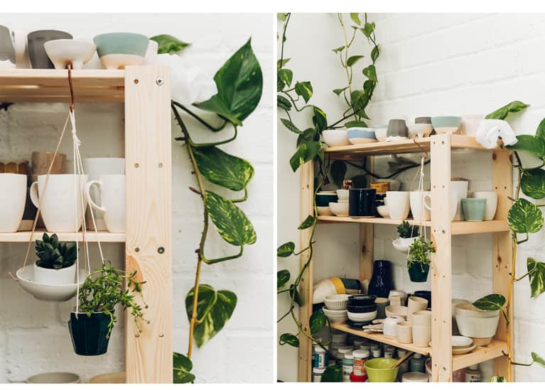 This Plant-Filled Oasis In The Dutch Countryside Is The Dreamiest Artist Studio Ever