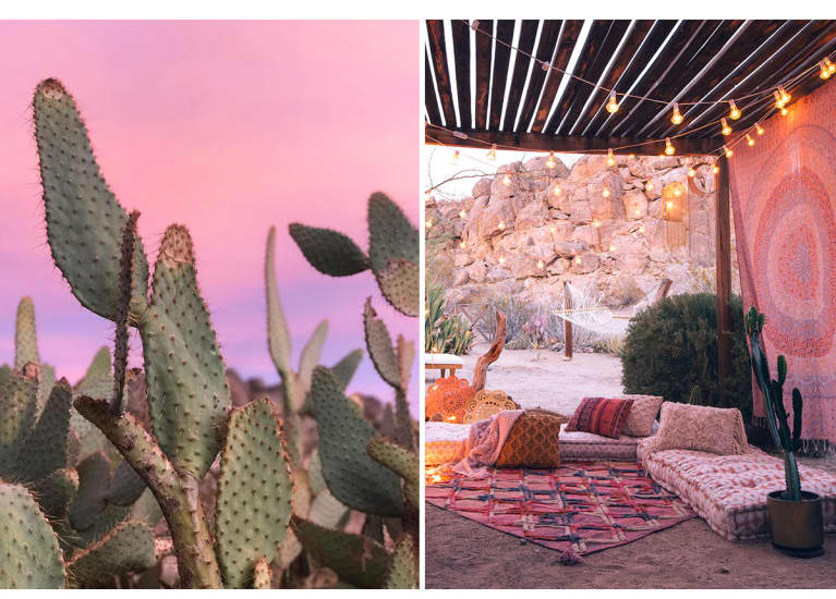 This Desert Oasis Is The Most Famous Home On Instagram. Let's Take A Tour