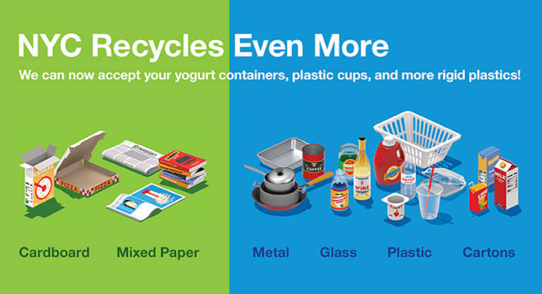 A Recycling Guide For People Who Can't Even