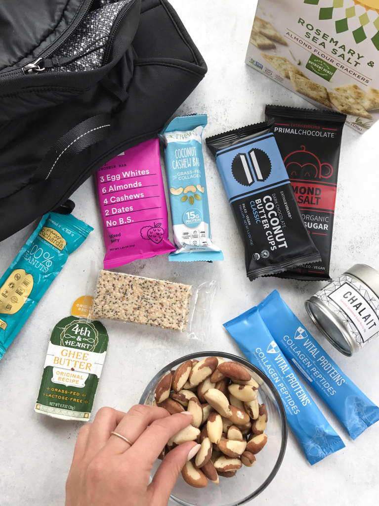 The Best Healthy Travel Snack Ideas On The Internet