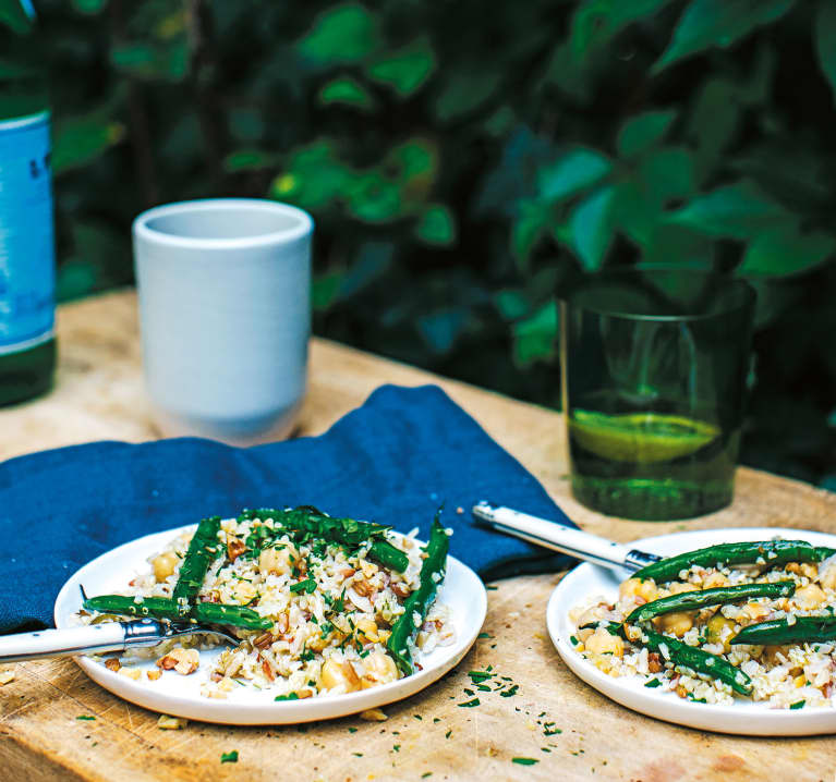 The Healthy, Breezy Summer Dinner French Girls Are Obsessed With