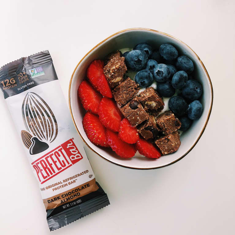 Sick Of Always Eating The Same Protein Bars? We've Found Your New Favorite