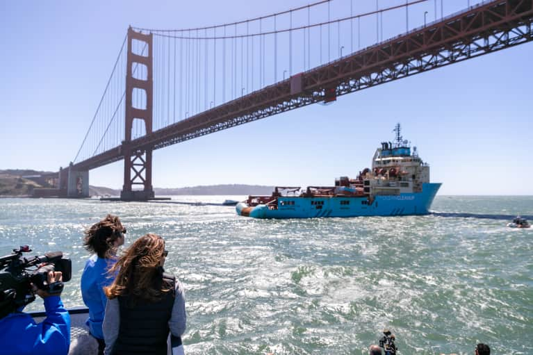 The Most Ambitious Ocean Cleanup Plan Ever Is Officially Underway