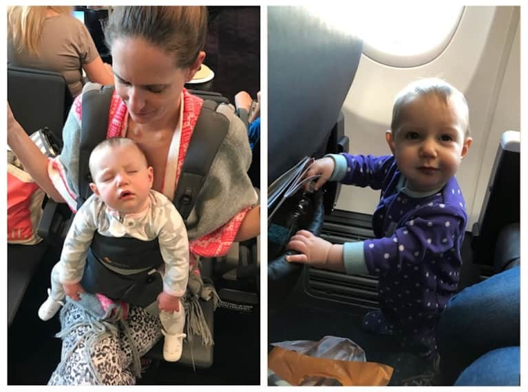How I Stay Healthy When Flying 100k+ Miles A Year With My Wife (And Co-Founder) & Our Baby