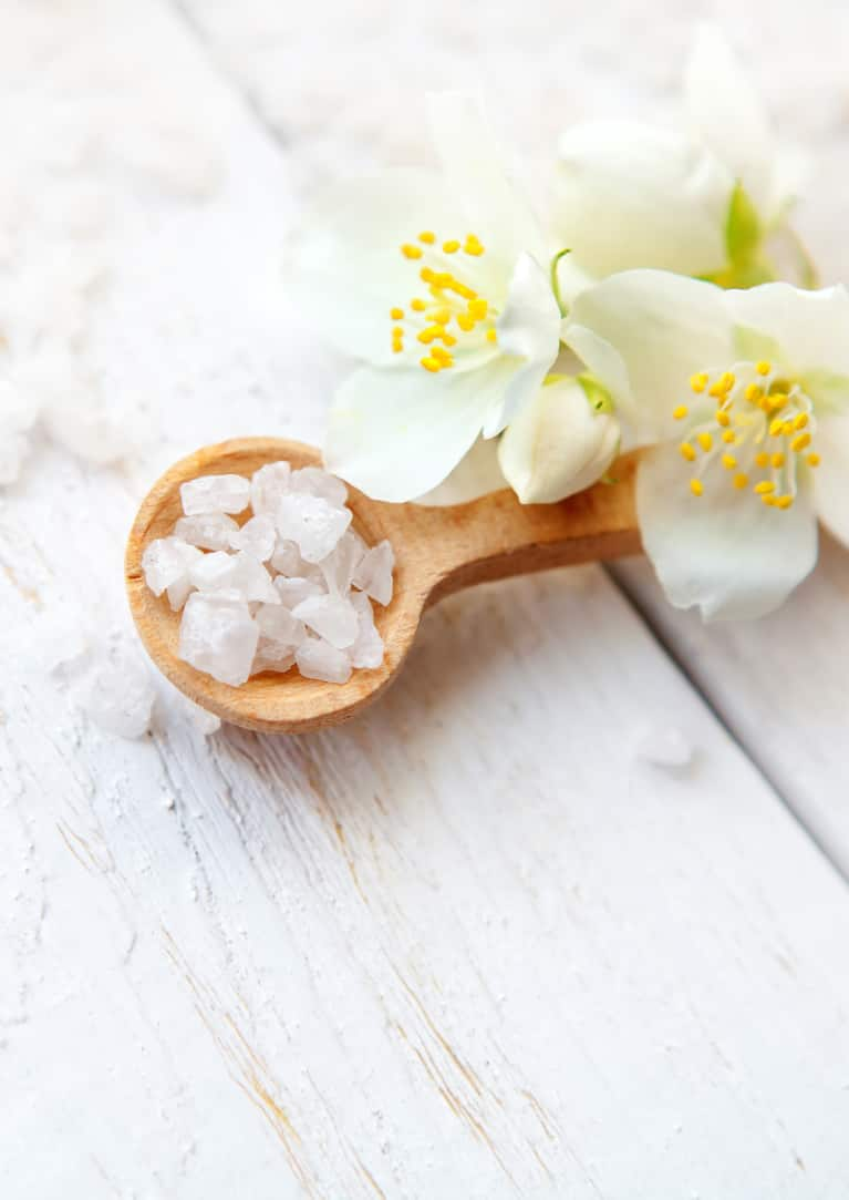 6 DIY Epsom Salt Baths Tailored To Help Ease Fatigue, Anxiety & More