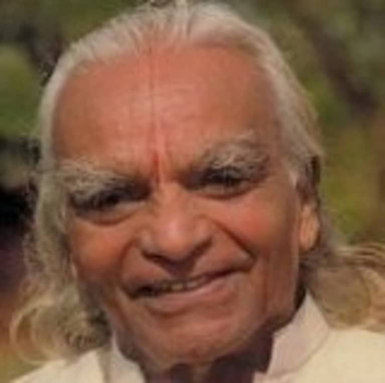 7 Great B.K.S. Iyengar Quotes