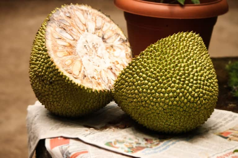Jackfruit: What It Is + Why You're Going To Want To Eat It All Summer
