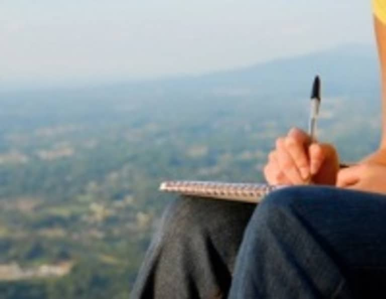 7 Tips for Journaling While Journeying