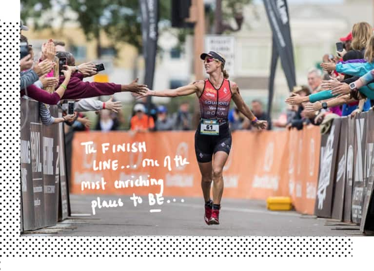 This Woman Completed Her 60th Ironman While Pregnant — And Learned Some Valuable Lessons Along The Way