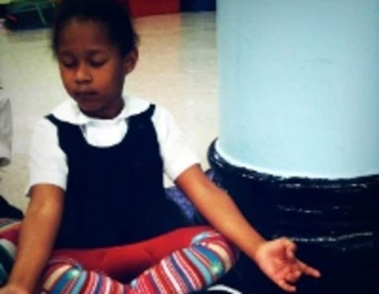 School Yoga and School Lunch: Friends or Foes?