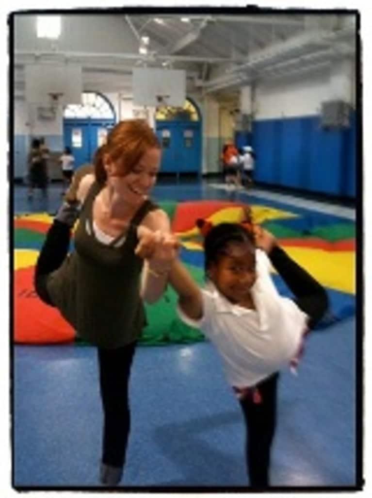 Kids Yoga Playlist: Sarah Herrington