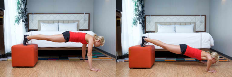 10 Full-Body Exercises You Can Literally Do Anywhere