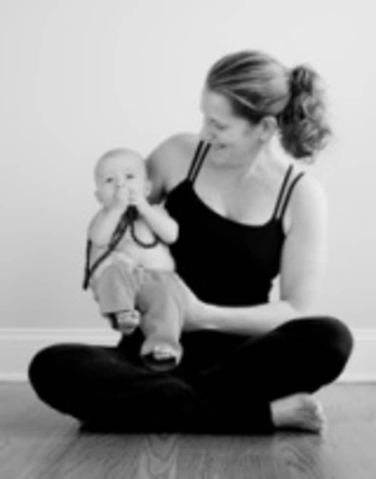 Post Baby Yoga: Getting Your Body Back