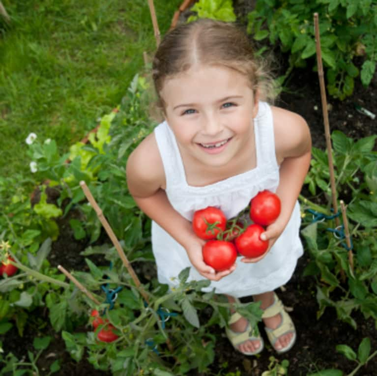 5 Reasons to Feed Your Kids Organic