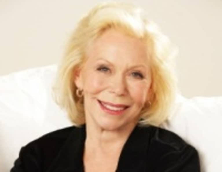 Louise Hay: Relax, Let Go, Be Receptive