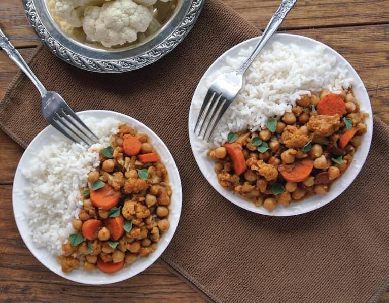 3 Make-Ahead Vegan Meals
