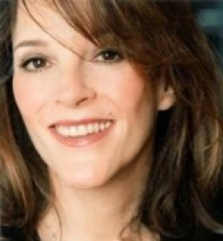 Marianne Williamson: Dwell in the Present