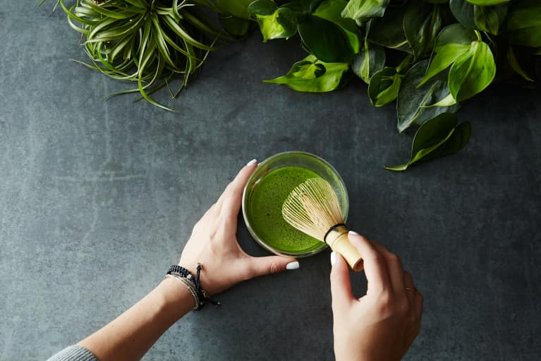 Meet The Woman Behind The Matcha Obsession + Her Go-To Smoothie Recipe
