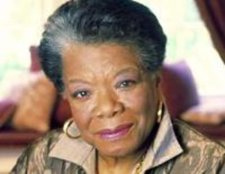 5 Reasons Why Maya Angelou Is My Yoga Mentor