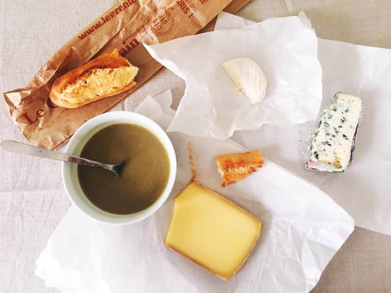This Is What A French It-Girl Eats In A Day