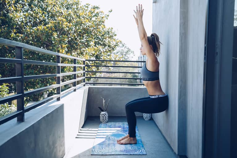 How Taking Up Weight Training Can Totally Change Your Practice (Yes Yogis, I'm Talking To You)