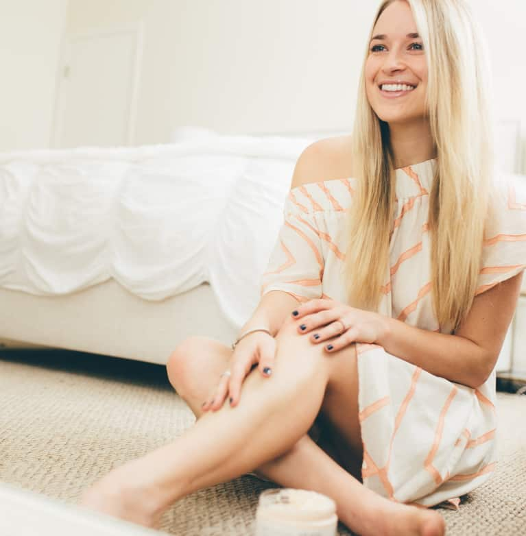 A Health Expert's Minimalist Skin Care Routine For Barefaced Beauty