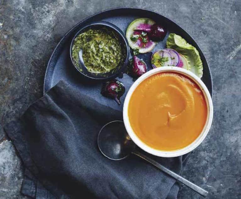 3 Ultra-Healing Soups For Fall