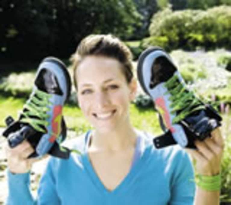 Greening Your Laces: Q & A with Pro-Soccer Player Natalie Spilger