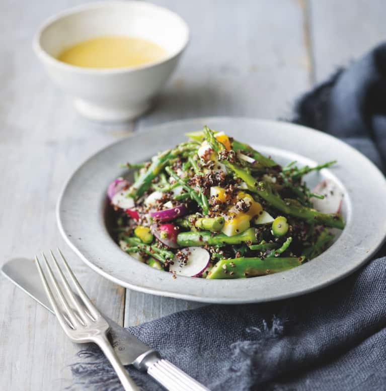 Meal Prep Sunday: Thyroid-Boosting Asparagus Bowl Edition