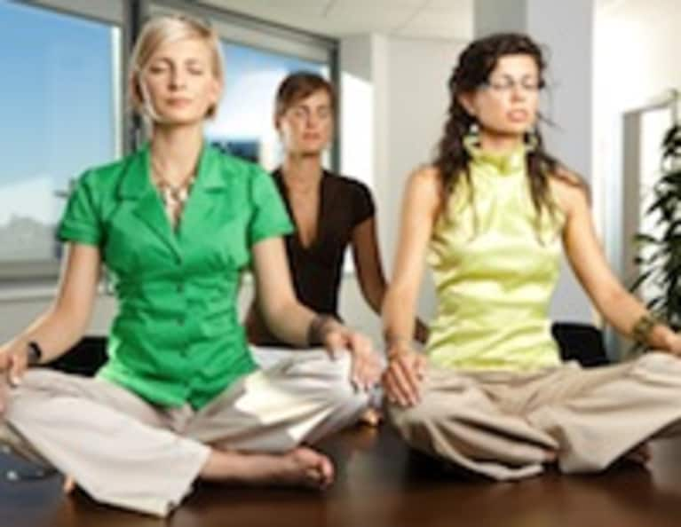 How to Take a Yoga Break at Work