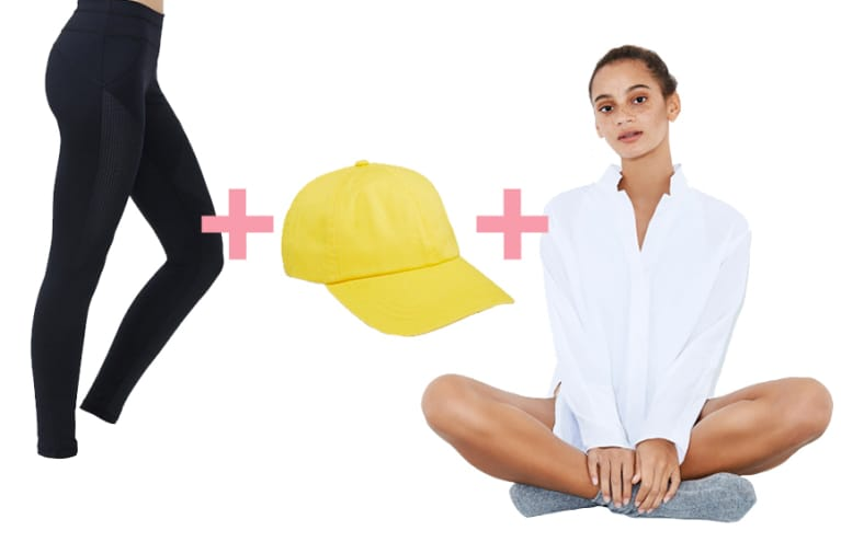 The Flirty, Comfy Spring Athleisure Trend Everyone Is Obsessing Over