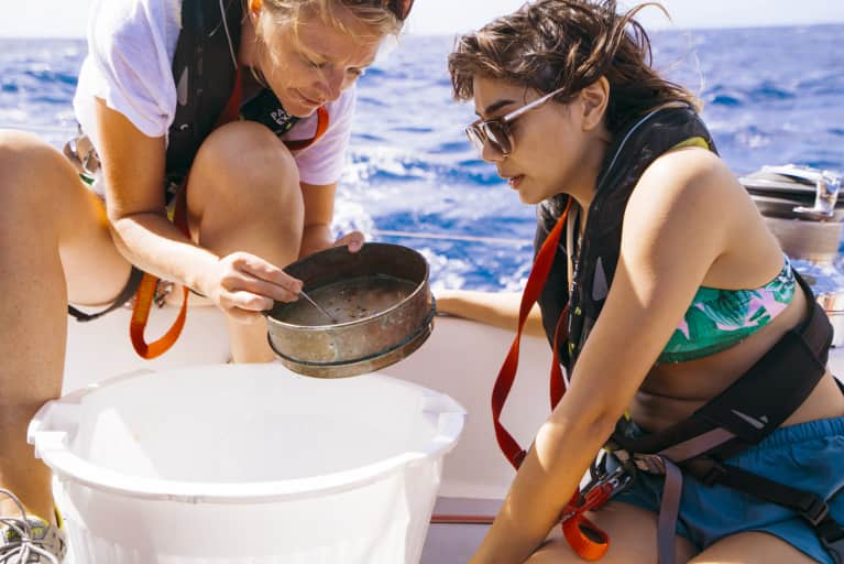 Boats Of Badass Women Are Tackling Ocean Trash. This Is The Change-Maker Leading The Charge