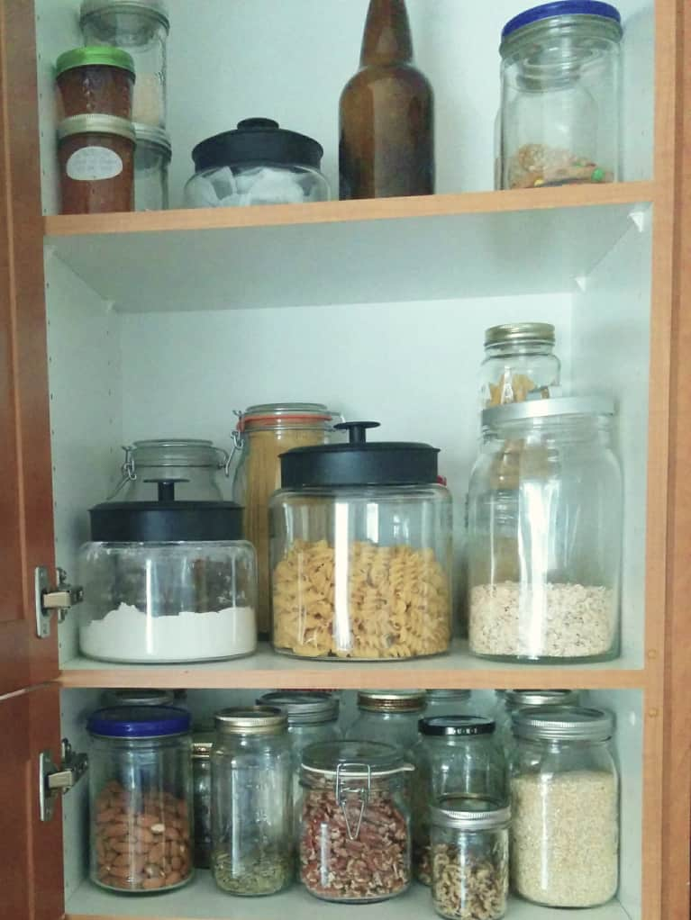 A Year Of My Family's Trash Fits Into One Jar. Here's How