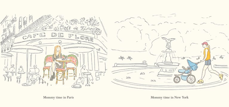 Parent Like A Parisian: 6 Things French Moms Do Differently