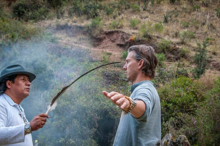 Are Shamans The New Therapists?