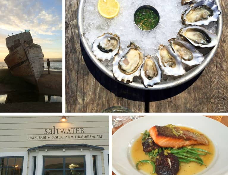 Travel Diaries: The Best Oysters, Hike & Lookout Point In Inverness, California