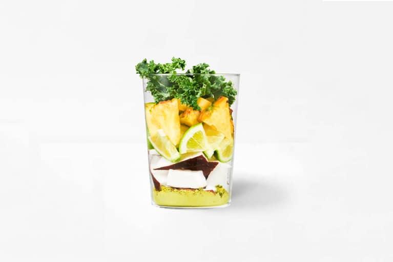 Pineapple + Matcha
