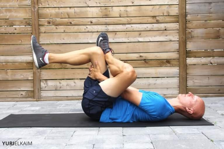 This Yoga Prop Will Finally Open Up Those Tight Hips