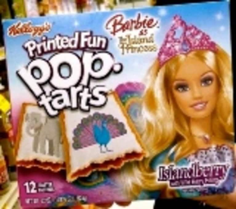 Junk Food Crackdown on Marketing to Kids