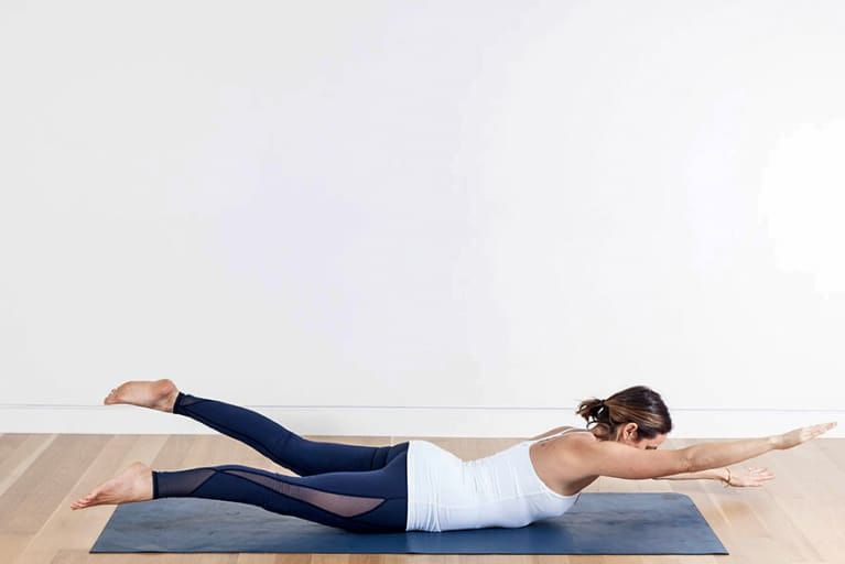 Dealing With Bad Postures & Text Neck? Take 10 Minutes To Do These Pilates Moves