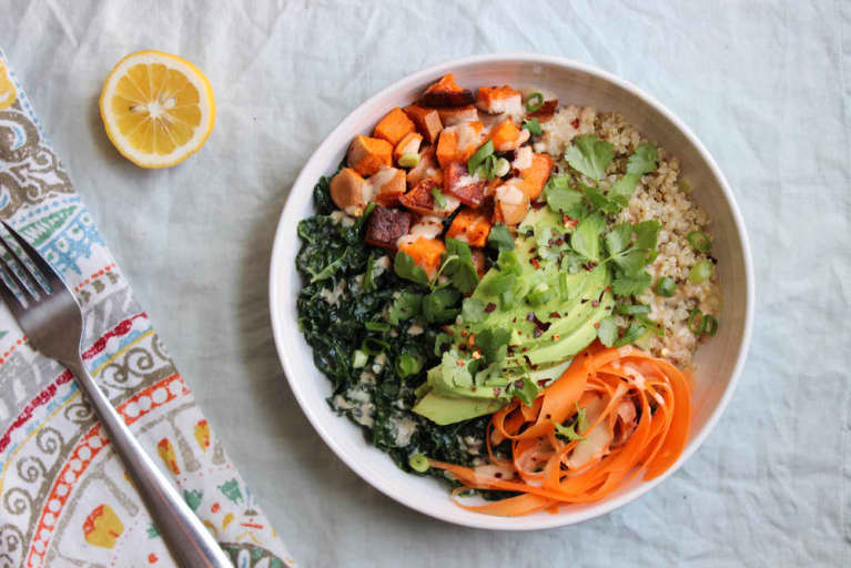 4 Unexpected Plant-Based Proteins (Recommended By R.D.s)