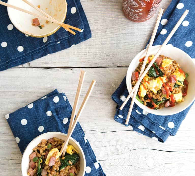 Savory Breakfast Ideas For When You're Over Fruity Smoothie Bowls