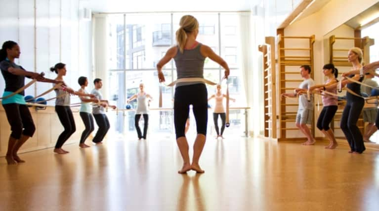 Q & A with Barre3 Founder Sadie Lincoln: Madonna's New Favorite Workout