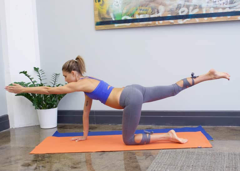 5 Yoga Poses That Will Get Rid Of Lower Back Pain — For Good