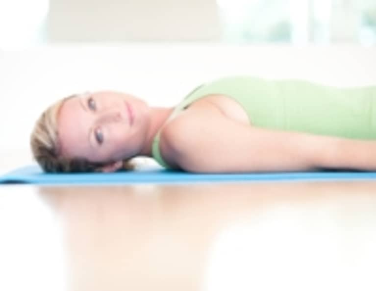 7 Yoga Poses for an Inner Spring Cleaning
