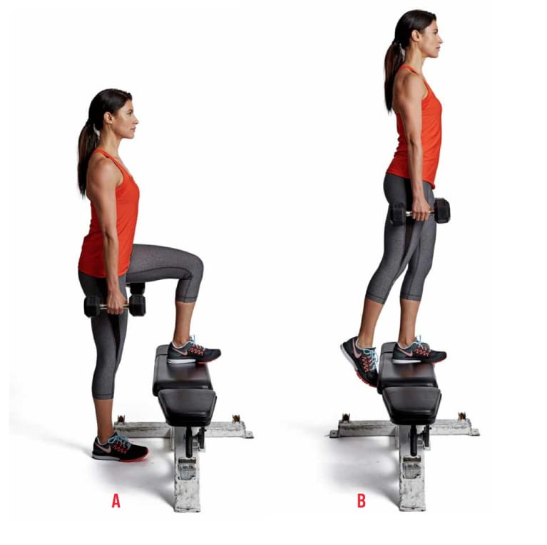 Want To Tone Your Lower Body? These 5 Moves Will Do The Trick