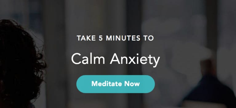 The 5 Best Meditation Apps To Help You Find Your Calm